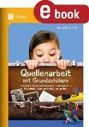 Cover-Bild zu Quellenarbeit mit Grundschülern (eBook) von Zerbe, Renate Maria