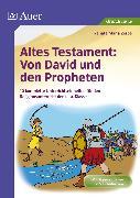 Cover-Bild zu Altes Testament Von David und den Propheten von Zerbe, Renate Maria