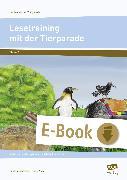 Cover-Bild zu Lesetraining mit der Tierparade (eBook) von Lehtmets, Beatrix