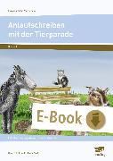 Cover-Bild zu Anlautschreiben mit der Tierparade (eBook) von Lehtmets, Beatrix