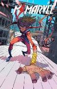 Cover-Bild zu Ahmed, Saladin (Ausw.): Ms. Marvel by Saladin Ahmed Vol. 1: Destined