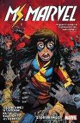 Cover-Bild zu Ahmed, Saladin: Ms. Marvel By Saladin Ahmed Vol. 2: Stormranger
