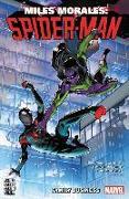Cover-Bild zu Ahmed, Saladin: Miles Morales: Spider-man Vol. 3