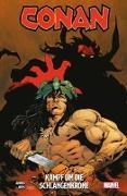 Cover-Bild zu Ahmed, Saladin: Conan: Kampf um die Schlangenkrone