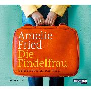 Cover-Bild zu Fried, Amelie: Die Findelfrau (Audio Download)