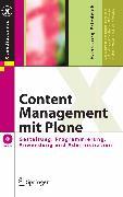 Cover-Bild zu Content Management mit Plone (eBook) von Friedrich, Hans Jörg