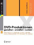 Cover-Bild zu DVD-Produktionen gestalten · erstellen · nutzen (eBook) von Stapelkamp, Torsten