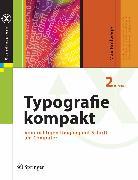 Cover-Bild zu Typografie kompakt (eBook) von Bollwage, Max