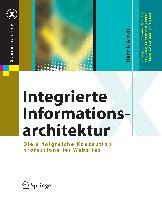 Cover-Bild zu Integrierte Informationsarchitektur von Arndt, Henrik