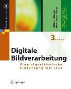 Cover-Bild zu Digitale Bildverarbeitung von Burger, Wilhelm
