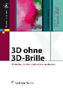 Cover-Bild zu 3D ohne 3D-Brille (eBook) von Grasnick, Armin