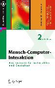 Cover-Bild zu Mensch-Computer-Interaktion (eBook) von Heinecke, Andreas M.