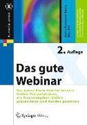 Cover-Bild zu Das gute Webinar von Hermann-Ruess, Anita