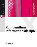 Cover-Bild zu Kompendium Informationsdesign (eBook) von Weber, Wibke