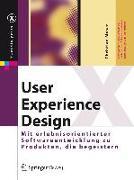 Cover-Bild zu User Experience Design von Moser, Christian