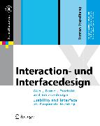 Cover-Bild zu Interaction- und Interfacedesign (eBook) von Stapelkamp, Torsten
