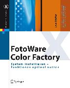 Cover-Bild zu FotoWare Color Factory (eBook) von Pfeifer, Uwe