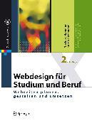 Cover-Bild zu Webdesign für Studium und Beruf (eBook) von Hammer, Norbert