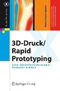Cover-Bild zu 3D-Druck/Rapid Prototyping von Fastermann, Petra