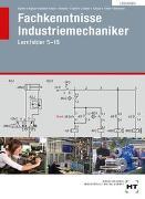 Cover-Bild zu Lösungen Fachkenntnisse Industriemechaniker von Haffer, Reiner