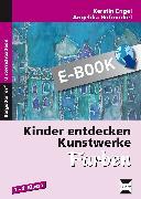 Cover-Bild zu Kinder entdecken Kunstwerke: Farben (eBook) von Hofmockel, Kerstin