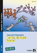 Cover-Bild zu Führerschein: Laufen, Springen, Werfen von Herbers, Jörn