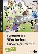 Cover-Bild zu Grammatiktraining: Wortarten (eBook) von Herzog, Marisa
