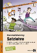 Cover-Bild zu Grammatiktraining: Satzlehre von Herzog, Marisa