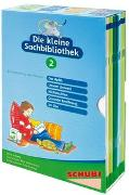Cover-Bild zu Anton und Zora / Die kleine Sachbibliothek 2 von Jockweg, Bernd