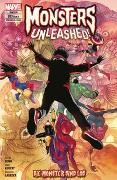 Cover-Bild zu Bunn, Cullen: Monsters Unleashed: Die Monster sind los