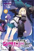 Cover-Bild zu Kisetsu Morita: I've Been Killing Slimes for 300 Years and Maxed Out My Level, Vol. 8 (light novel)