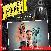 Cover-Bild zu eBook Butler Parker, 13: Gift und Galle (Ungekürzt)