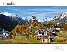 Cover-Bild zu Cal. Engadin Ft. 40x31 2020