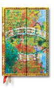 Cover-Bild zu 2020 Monet (Die Brücke), Brief an Morisot Mini 12M. Horizontal