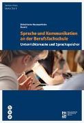 Cover-Bild zu Sprache und Kommunikation an der Berufsfachschule von Plüss, Daniela