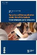 Cover-Bild zu Sprache und Kommunikation an der Berufsfachschule (eBook) von Plüss, Daniela