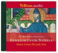 Cover-Bild zu Benedikt von Nursia von Puchiza, Michaela (Beitr.)