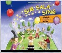 Cover-Bild zu Sim Sala Sing. 4 AudioCDs von Maierhofer, Lorenz