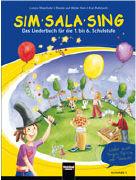 Cover-Bild zu SIM?SALA?SING - Liederbuch von Maierhofer, Lorenz
