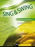 Cover-Bild zu Sing & Swing - Liedbegleitung Klavier 2 von Bauer, Stefan (Hrsg.)