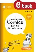 Cover-Bild zu Leseförder-Comics für die Grundschule - Klasse 3/4 (eBook) von Scheller, Anne
