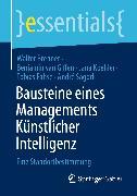 Cover-Bild zu Bausteine eines Managements Künstlicher Intelligenz (eBook) von Brenner, Walter