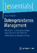 Cover-Bild zu Datengetriebenes Management (eBook) von Seebacher, Uwe