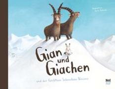 Cover-Bild zu Gian und Giachen und der Furchtlose Schneehase Vincenz von Jackowski, Amélie
