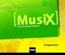 Cover-Bild zu MusiX 1. Testgenerator (CD-ROM und Audio-CD) von Detterbeck, Markus