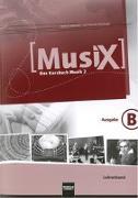 Cover-Bild zu MusiX 2. Lehrerband (Ausgabe Bayern) von Detterbeck, Markus