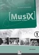 Cover-Bild zu MusiX 1. Lehrerband. Ausgabe BG (Bayern Gym Lehrplan Plus) von Detterbeck, Markus