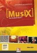 Cover-Bild zu MusiX - Das Kursbuch Musik 2. Video-DVD von Detterbeck, Markus