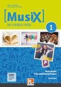 Cover-Bild zu MusiX 1. Multimedia-Anwendungen (Einzellizenz). Neuausgabe 2019 von Detterbeck, Markus