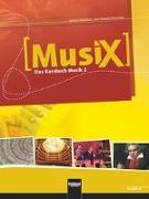 Cover-Bild zu MusiX 2. Schülerband (Ausgabe Bayern) von Detterbeck, Markus